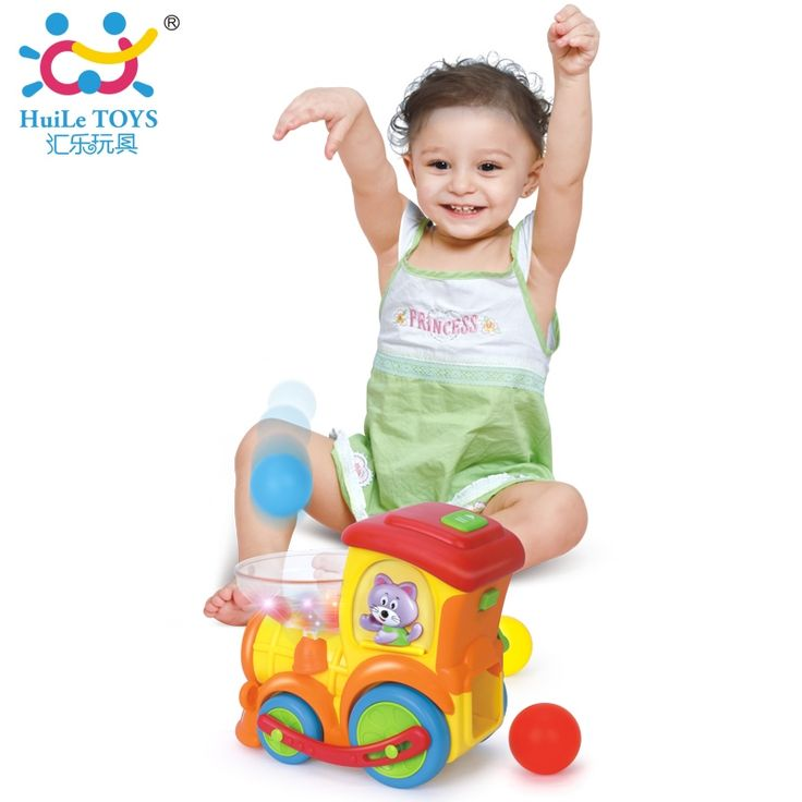 (39.78$)  Watch here - http://ai3j4.worlditems.win/all/product.php?id=32660864055 - New Baby Toys Do Do Train Toy Electric Universal Moving Train With Chasing Balls Activity, Light, Talks and Sings HUILE TOYS 958