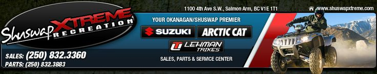 Shuswap Xtreme Recreation - Home Page