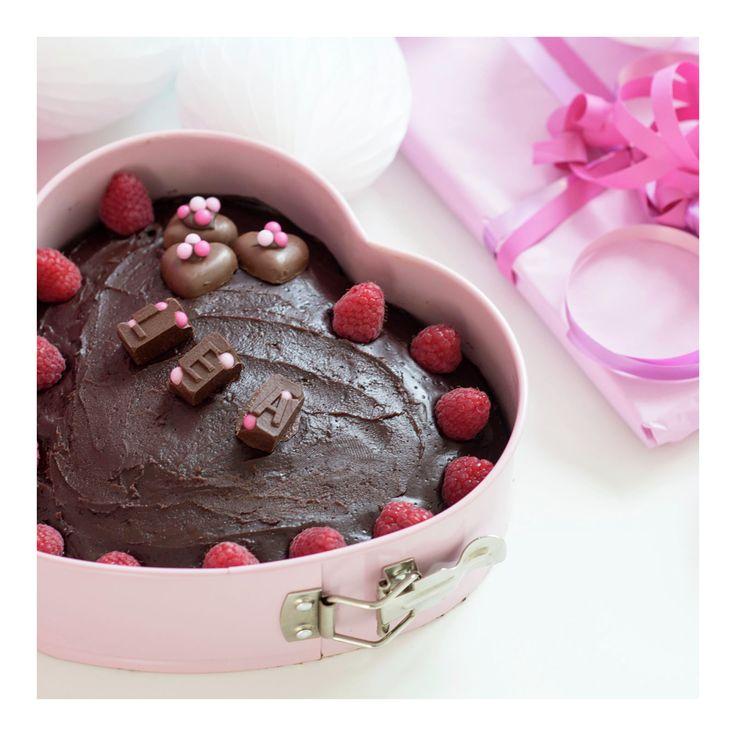 Verdens beste sjokoladekake )