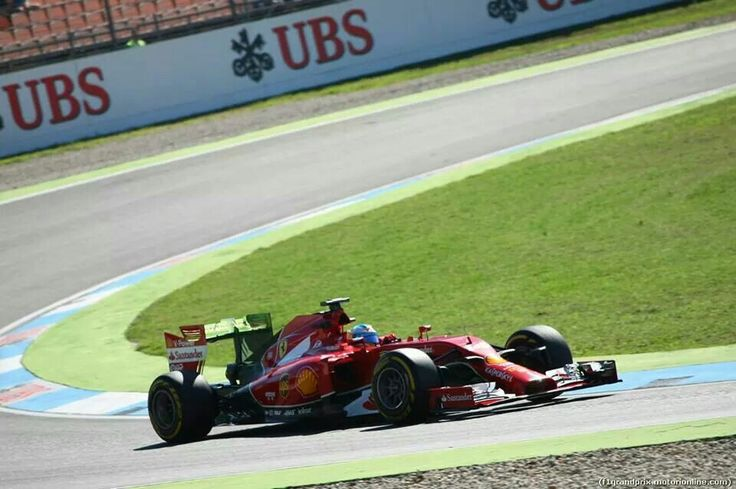 Germany GP 2014