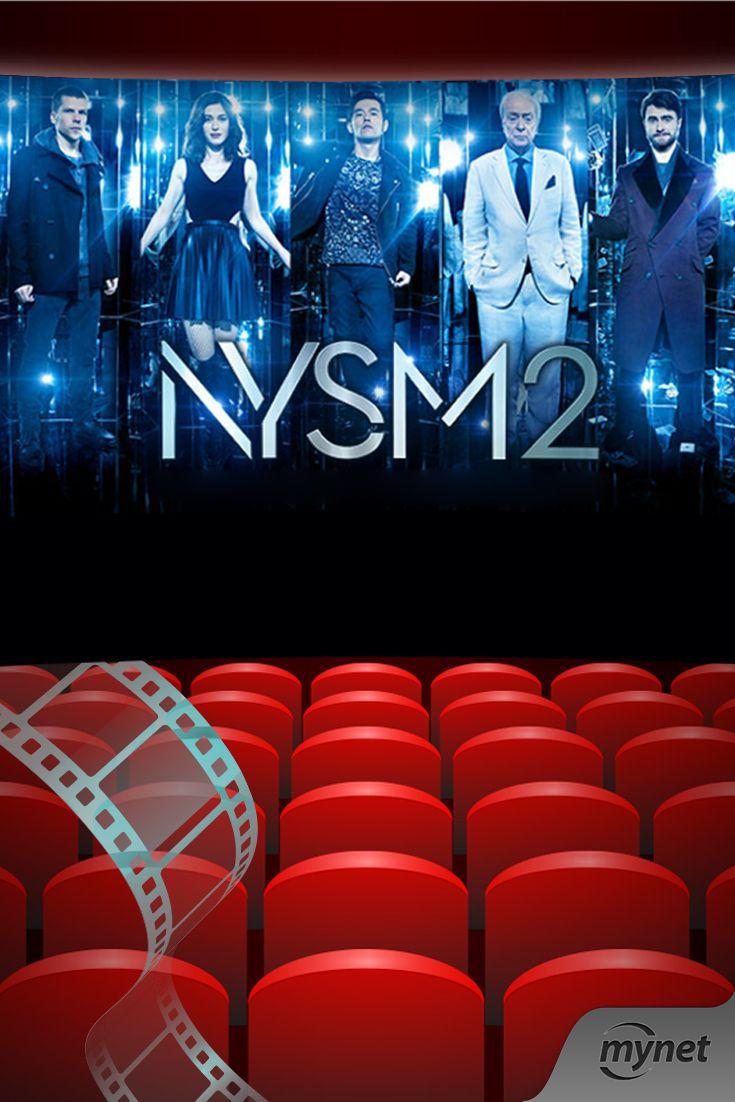 Haftanın film önerisi: Sihirbazlar Çetesi 2  Keyifli Seyirler :D