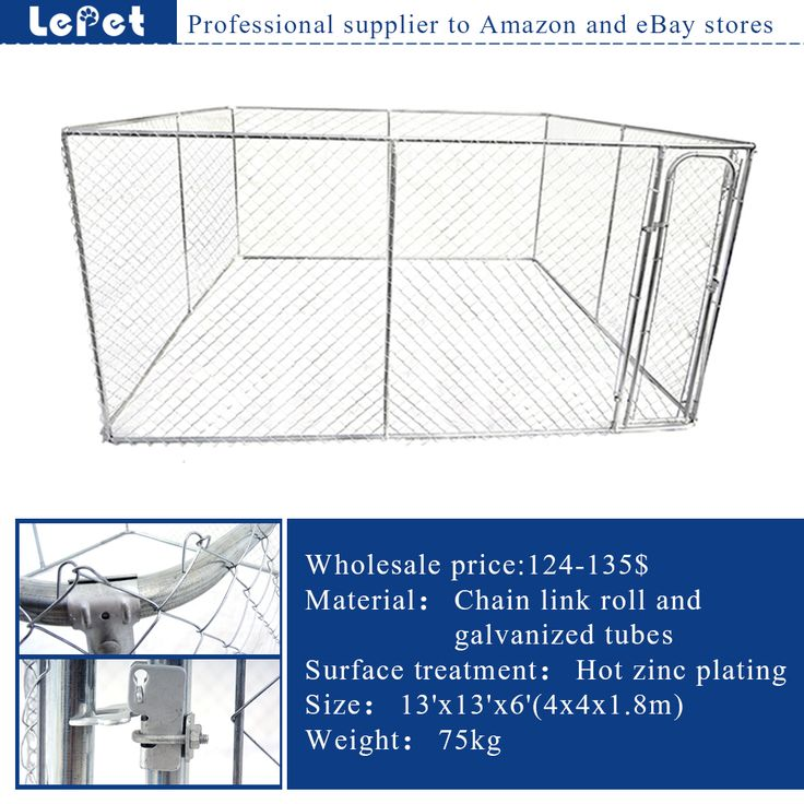 ebed45a8d60ddff608d54a7f233e933a--chain-link-dog-kennel-wire-dog-kennel
