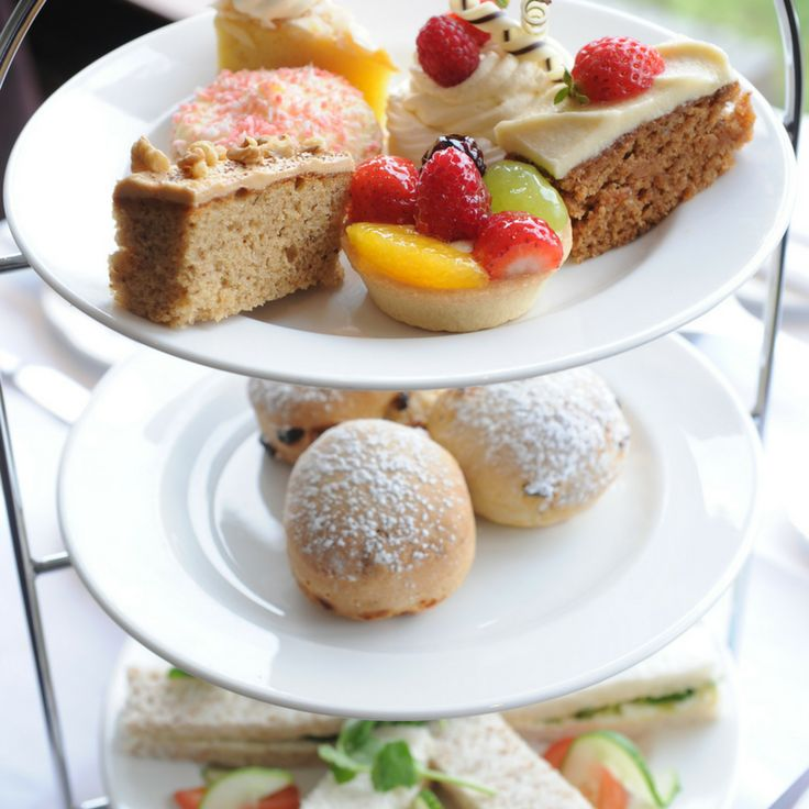 TRADITIONAL AFTERNOON TEA FOR TWO - £30 Bowden Hall Hotel Perfect birthday treat!   Includes:  - Tea or Coffee - Finger Sandwich Selection (Cucumber, Ham & Mustard, Poached Salmon) - Strawberry Tart - Scones with Cornish Clotted Cream and Strawberry Preserve - Raspberry Bakewell Tart - Chocolate Chip Brownie - Vanilla Slice  For more details or to book see our website.