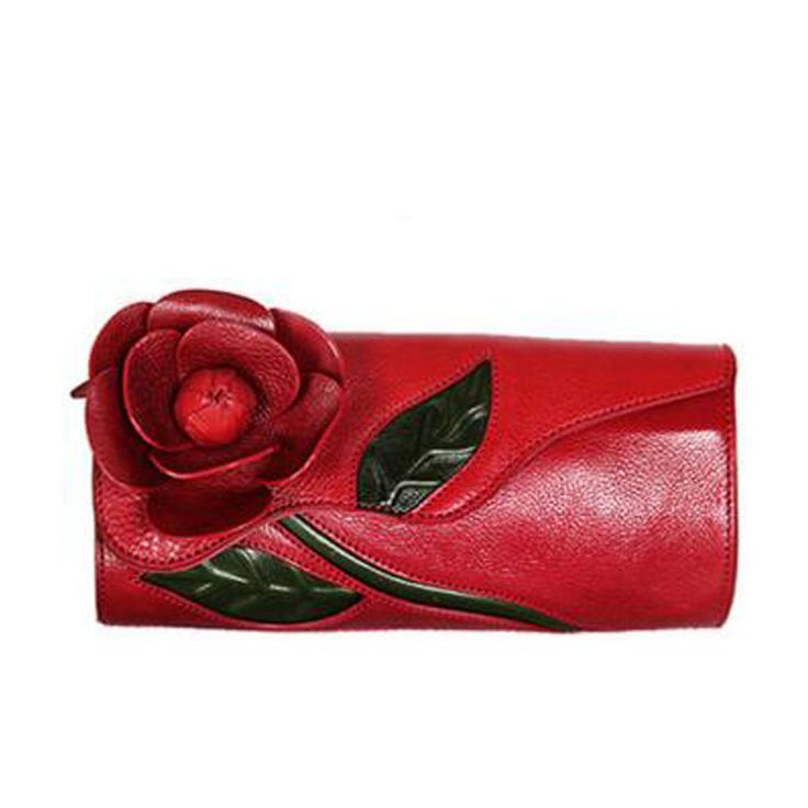 Flower Day Clutch //Price: $160.20 & FREE Shipping // #purse #backpack #bagsdesigns