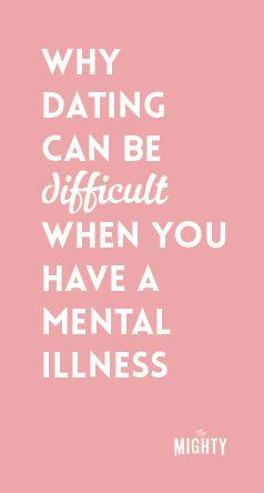 Mental Illness Dating