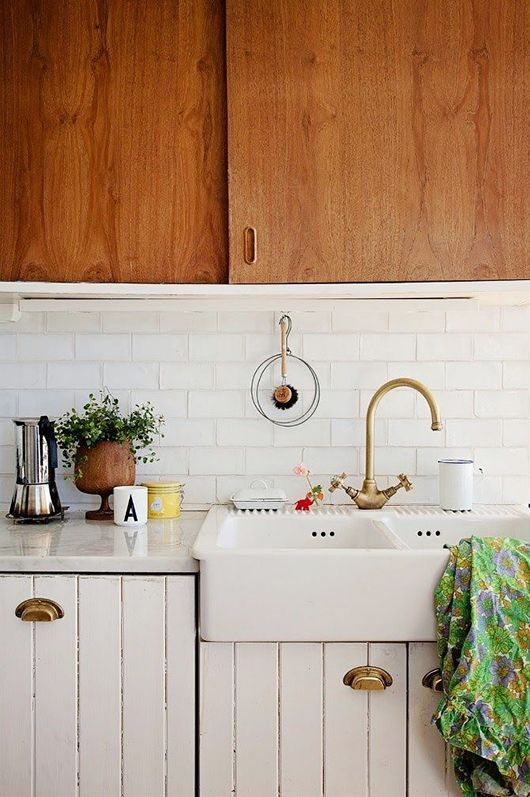 dream house: those dreamy brass fixtures / sfgirlbybay
