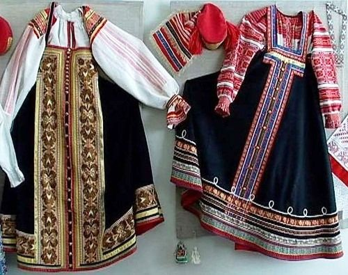 russian traditional dress - Google Search