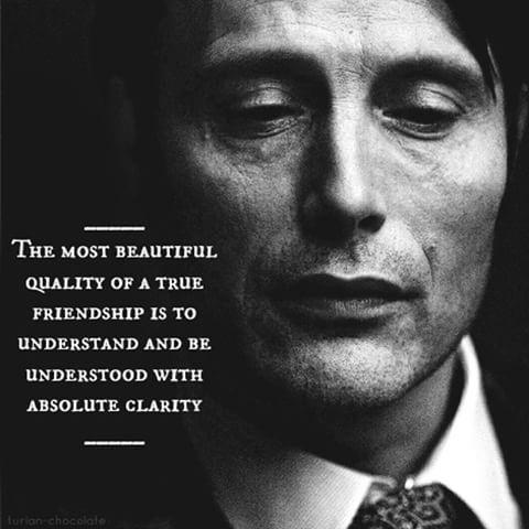 105 besten hannibal quotes bilder auf pinterest mads mikkelsen ber hmte zitate und fandoms - Hannibal lecter zitate ...