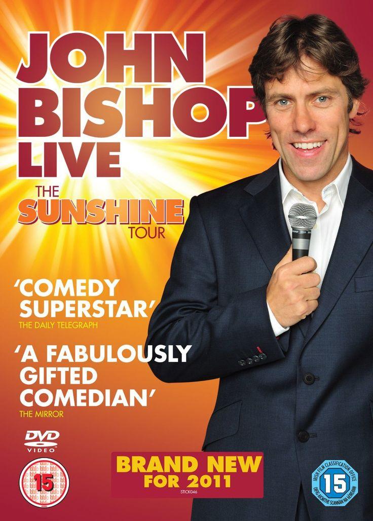 John Bishop Live - Sunshine Tour (2011) [DVD]: Amazon.co.uk: John Bishop: Film & TV