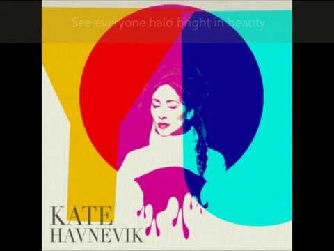 Kate Havnevik - Halo ( with Lyrics ) - YouTube