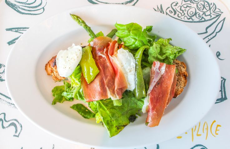#brood #laplace #salade