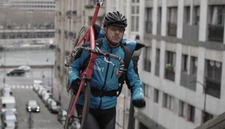 Stuart, the delivery startup backed by Le Groupe La Poste, launches last-mile logistics service | TechCrunch