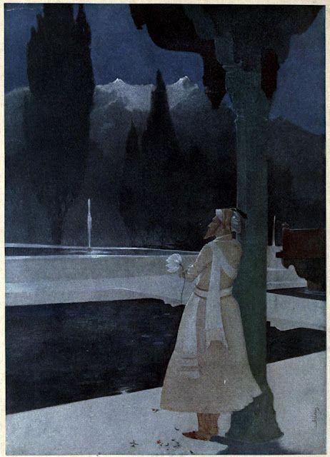 Night at the Shalimar/The Emperor Shah Jahan - Abanindranath Tagore