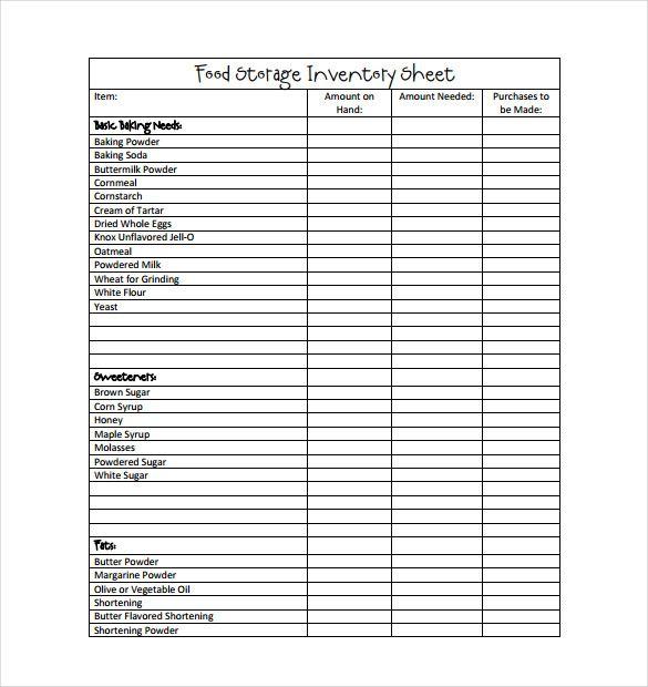 Restaurant Inventory Spreadsheet Template Free Inventory Spreadsheet Template Spreadsheet