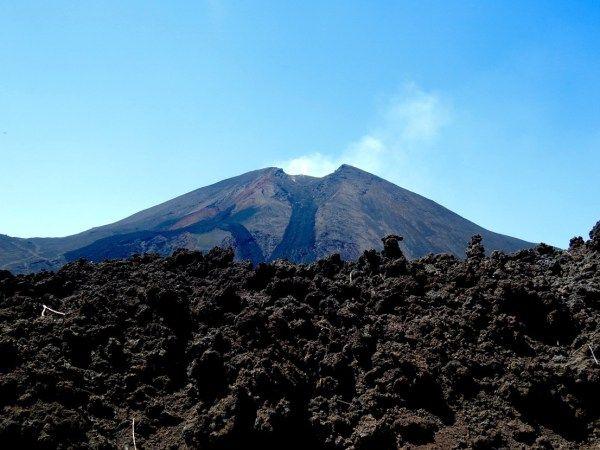 Volcán de Pacaya, Guatemala