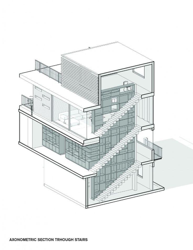 Safe house designboom drawings