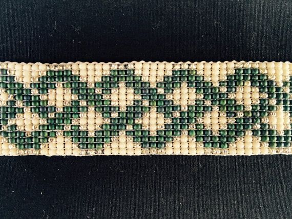 The Larkin: Celtic Knotwork Bead Loom by OpalAndIvyCollection