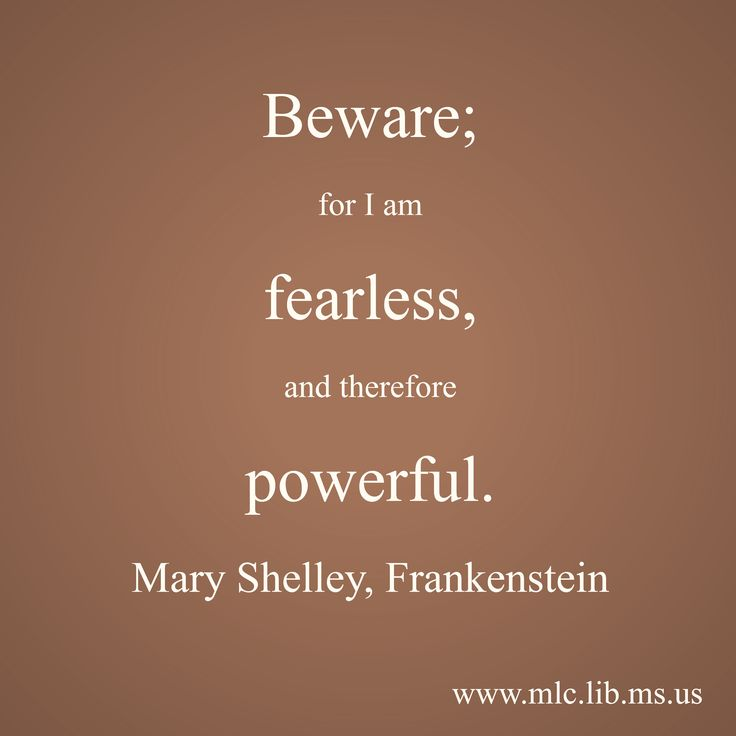 exploring the many themes in mary shelleys frankenstein Need help on themes in mary shelley's frankenstein  frankenstein explores  one of mankind's most persistent and destructive flaws: prejudice nearly every.