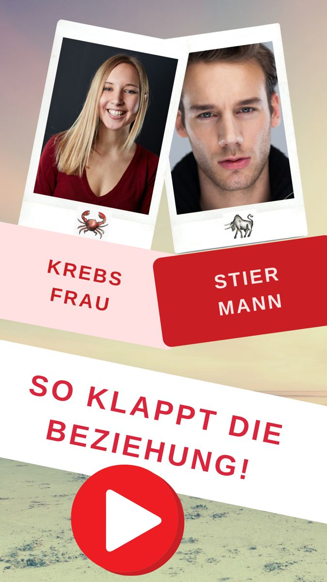 Stier-Mann & Krebs-Frau Liebe und Partnerschaft | Stier