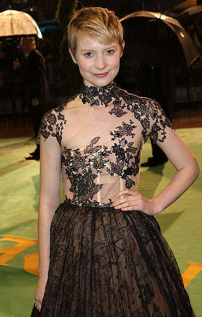 Top 10 Young Australian Actors - Mia Wasikowska