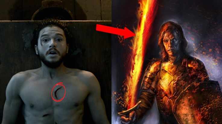 Jon Snow Is Rhaegar's Prophecy & Not Azor Ahai! Theory Explained