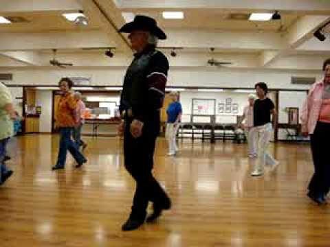 Come Dance With Me Line Dance Walkthrough & Dance - YouTube