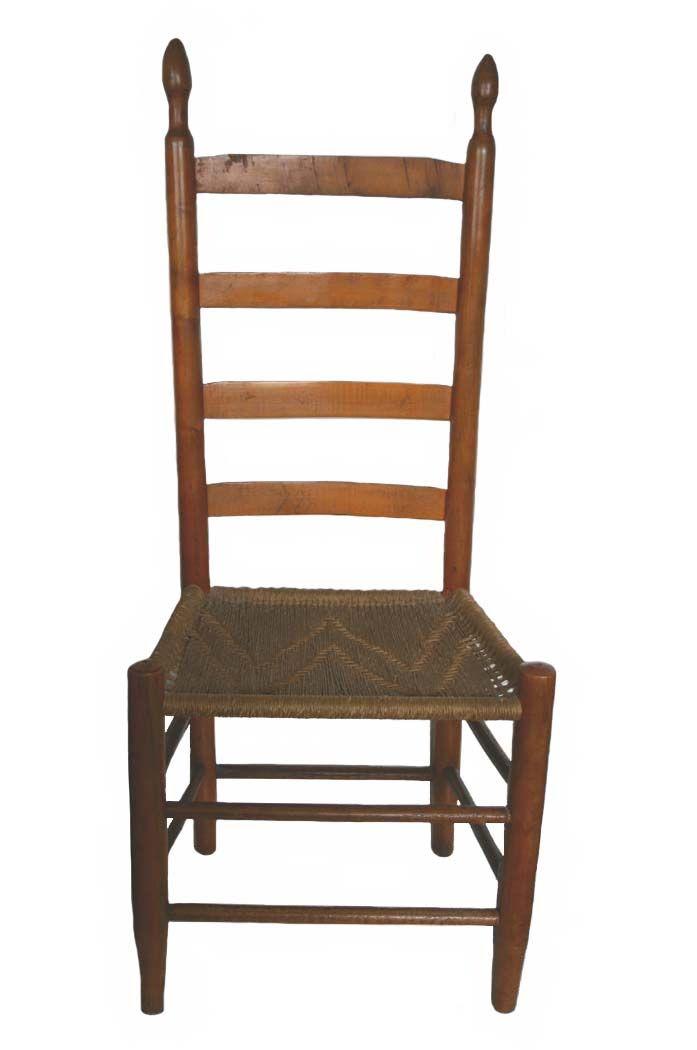 American Furniture Louisville Ky #28: Kentucky Ladder-Back Chair - Sheridan Loyd Antiques