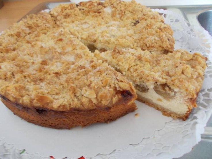 Taarten Met Kruimeldeeg