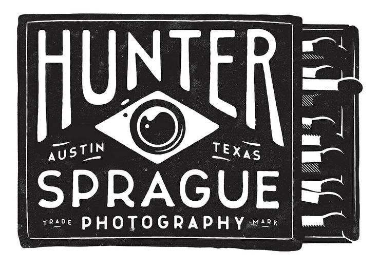 Hand Crafted Custom Typography by Simon Walker