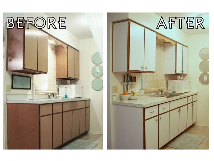 Best Last Year I Did A Cheap Makeover Of My Rental Kitchen 640 x 480
