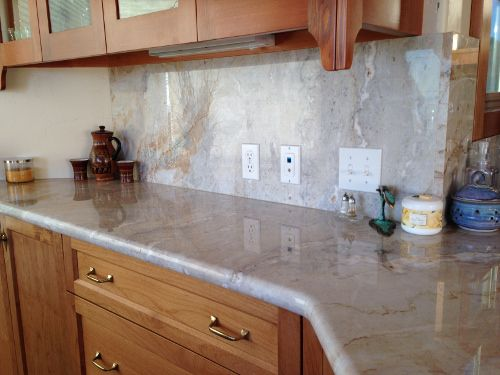Captivating A Bar Top Done In Dolce Vita Quartzite. Design Solutions For Granite  Countertops And Tile From Natural Stone Source In Nipomo, California.