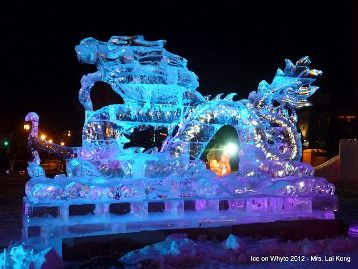 Ice on Whyte Festival in Edmonton. 10 Days of activities for all!