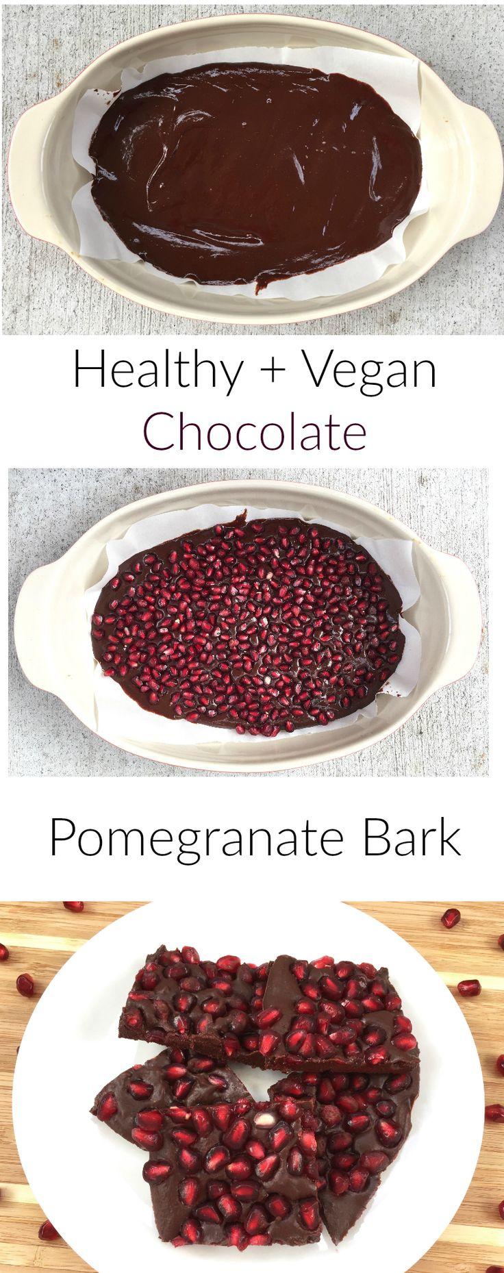pomegranate bark rosh hashanah