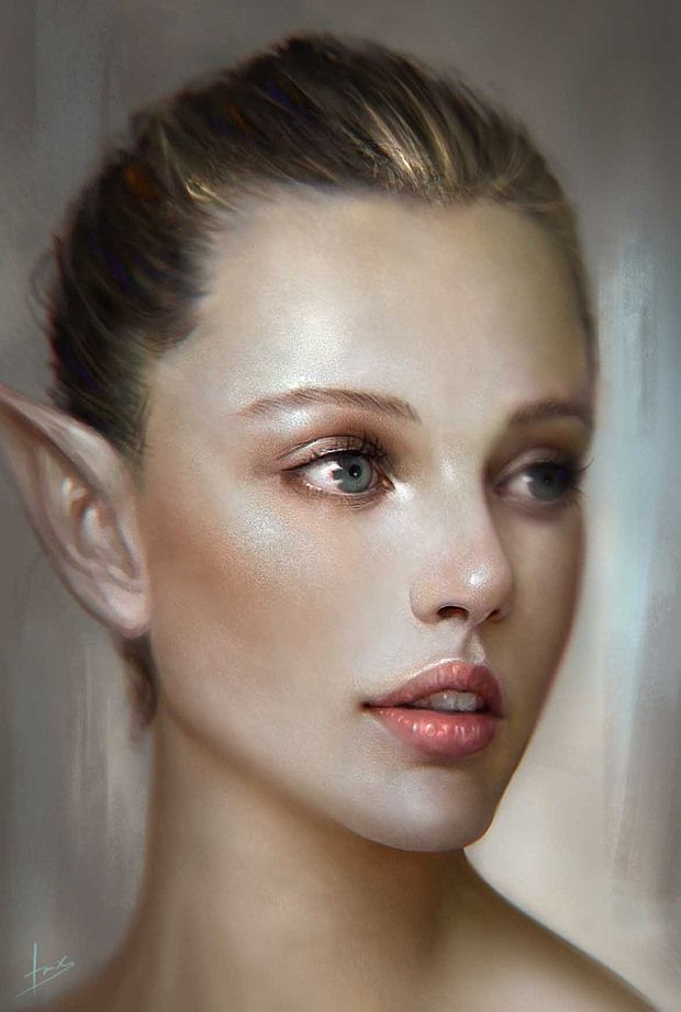 Beautiful Portraits By Fanys Design You Trust Http