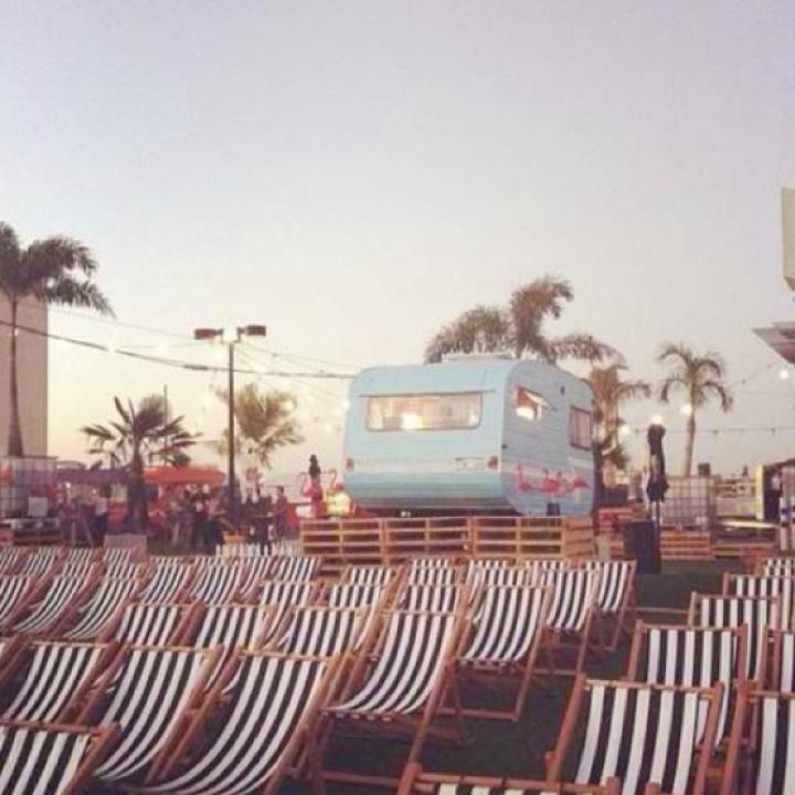 Ceremony Decor / Beach Chairs
