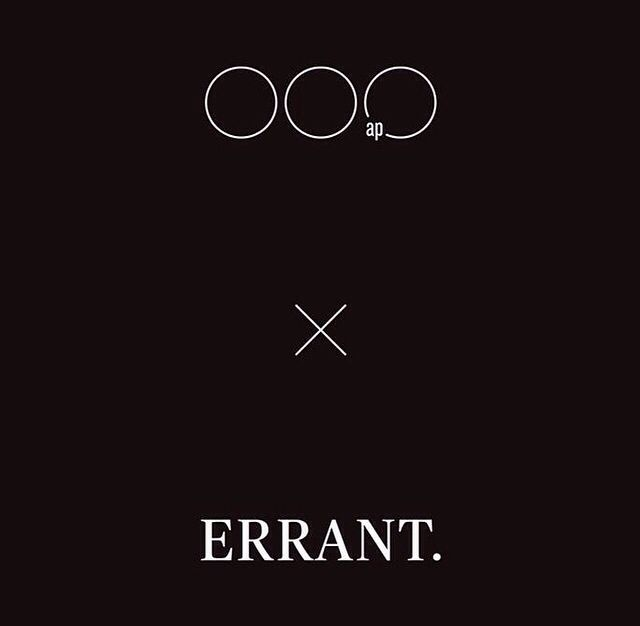 ap o o o   X   errant  FEMME FASHION WEEK  S/S15  introduction collection at  void showroom