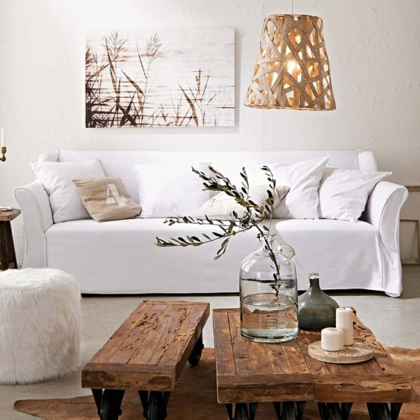 Die besten 25+ Weiße holzfarbe Ideen auf Pinterest - gemutlich modernes wohnzimmer