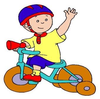 Havaların ısınmaya başlaması ile kayunun bisiklet sürme günleri başladı.http://www.boyamaoyunlari.gen.tr/boya/898/Caillou-3-Teker-Bisiklet.html