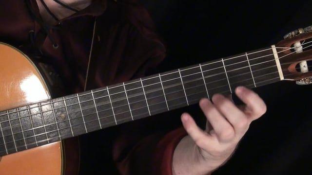 Mood For A Day (Steve Howe) Interprétation : Gino Fillion (Takamine EC-128)