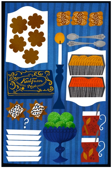 finnish christmas treats