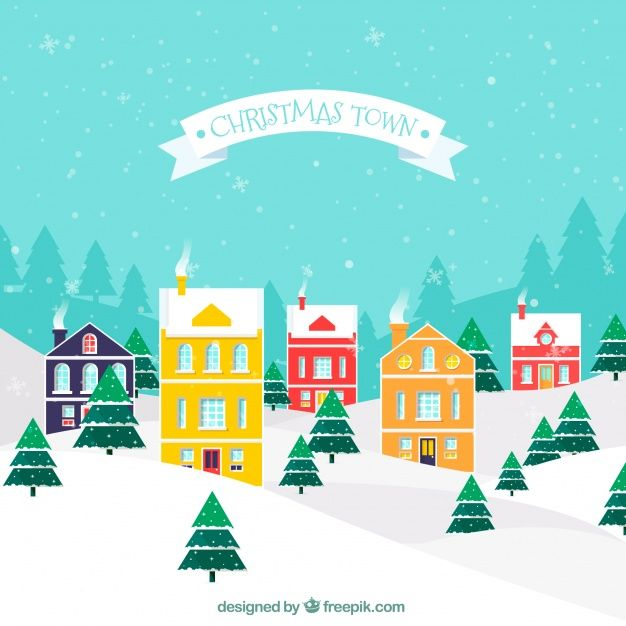 Snowy city with colorful christmas houses #Free #Vector  #Background #Christmas #Christmascard #Christmasbackground #Merrychristmas #Snow #City #House #Xmas #Celebration #Happy #Holiday #Colorful #Festival #Happyholidays #Decoration #Christmasdecoration #December #Snowbackground #Culture #Backgroundchristmas #Merry #Houses #Festive #Season #Greeting #Holidaycard #Happychristmas #Giving #Tradition #Snowy #Facade #Eve
