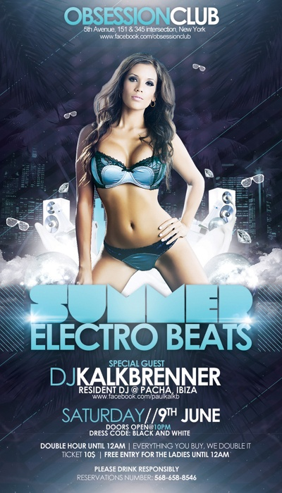 more info and PSD download here: http://graphicriver.net/item/summer-electro-beats-flyer-psd-template/2376097?ref=artbreeze