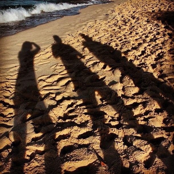 shadows..
