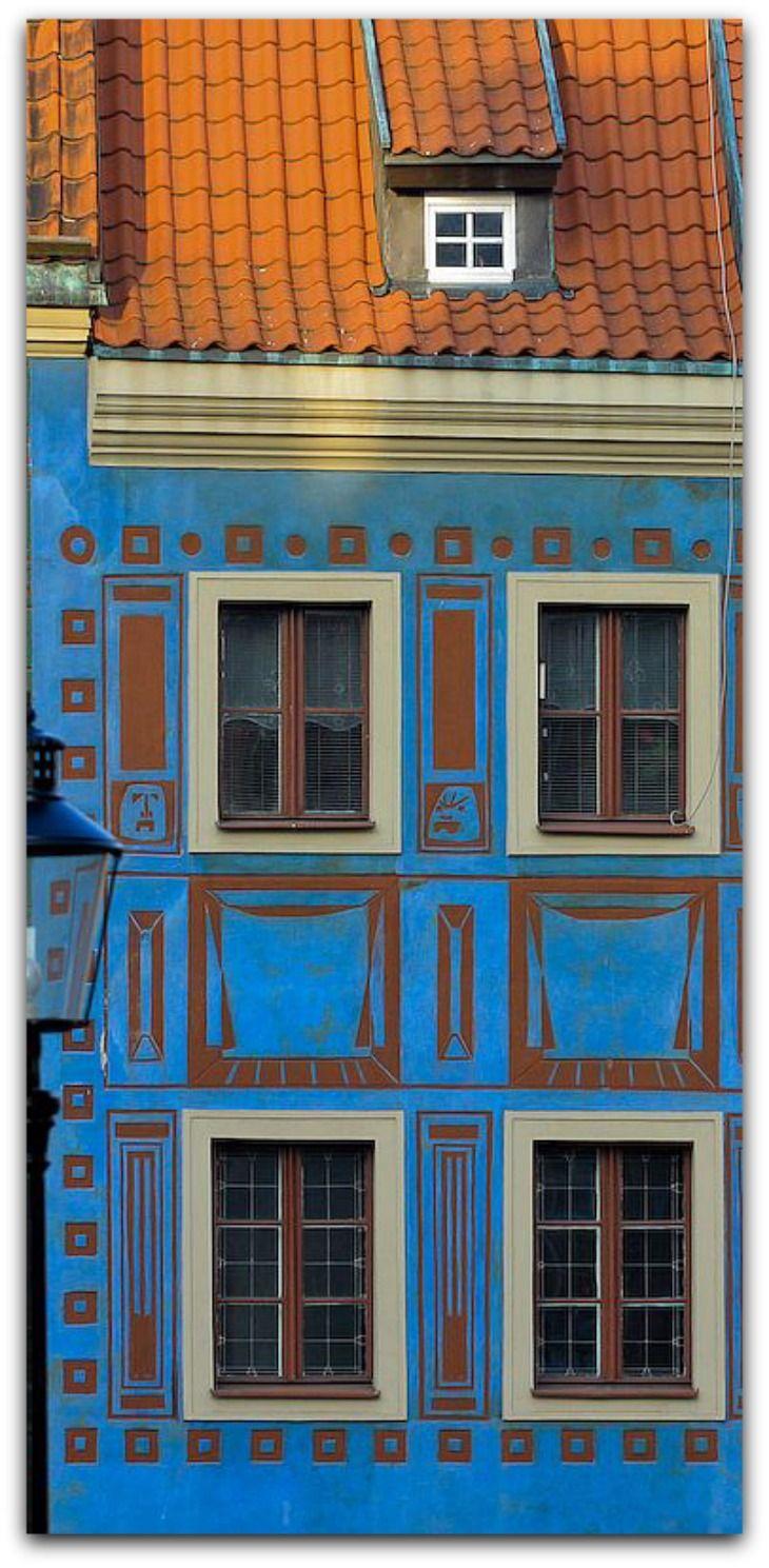 Old Town Poznań, Poland