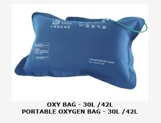 Buy PORTABLE OXYGEN BAG Online at Best Prices in India. Find Oxygen Concentrator Manufacturers, Suppliers & Exporters to Buy Used, New or Refurbished Medical Products.