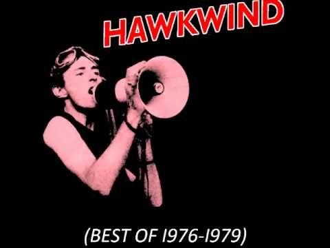 Hawkwind - The Best of Robert Calvert - YouTube