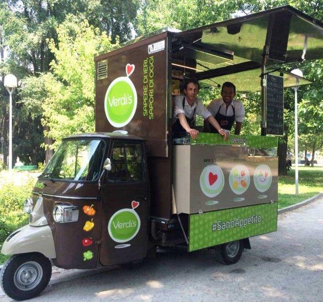 Verdi's Food Cart