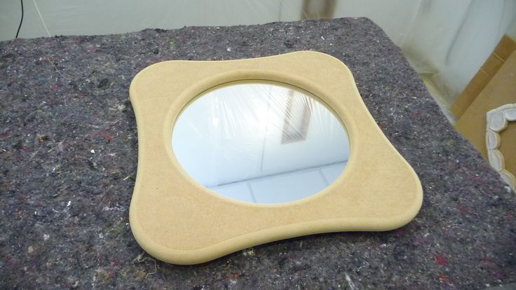 Most Modern wall mirror - the Bloomendale Mirror.