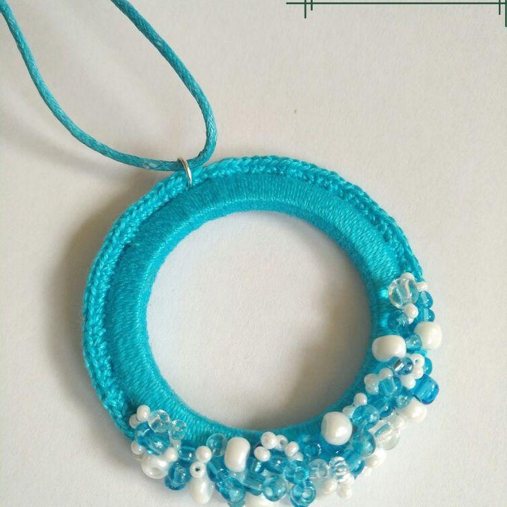 #crochet #brooch #handmade