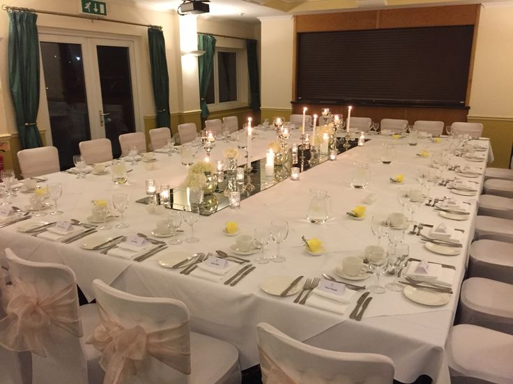 Private Dining Gala Dinner in our Penyard Suite #penyardhouse #dinner #dining #venue #events